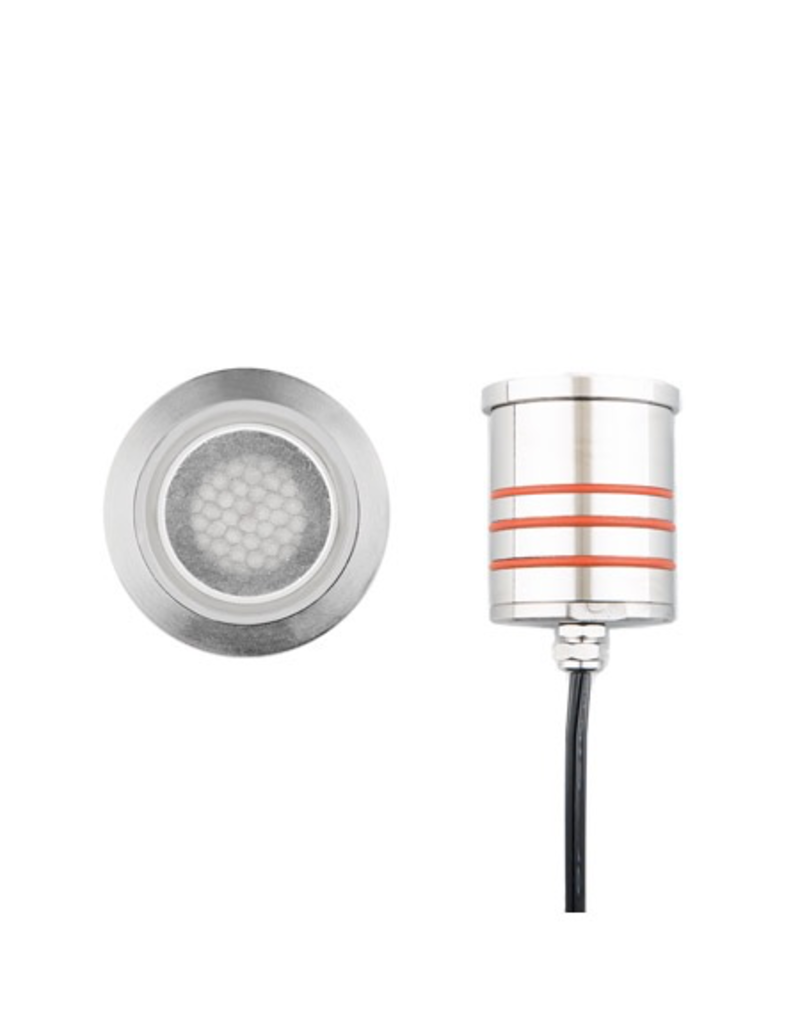 WAC Lighting Recessed Round In-Floor Uplight