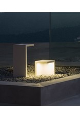 Vibia Empty LED Outdoor Bollard
