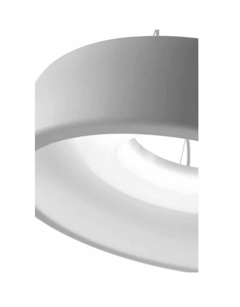 Leucos Axel LED resin pendant