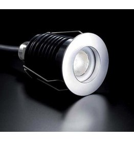 B-Light Atria Mini Round Miniature In-floor Uplight