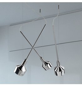 Leucos Beamer 11 S R-3 Multi-Pendant Suspension