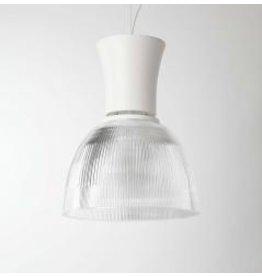 Biffi Claro LED Grande clear acrylic industrial pendant