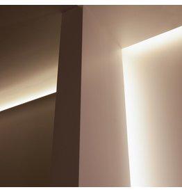 Custom Nidus Linear Plaster-in Corner Moulding