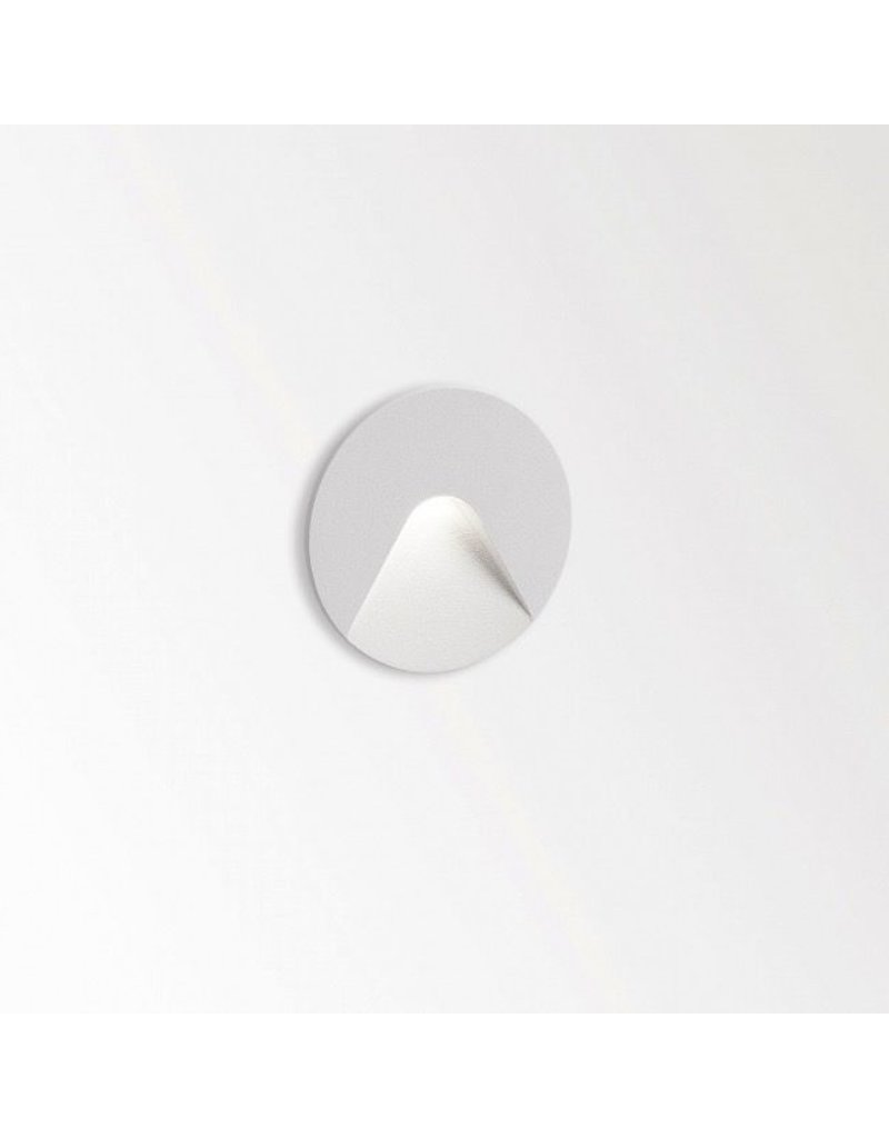 Delta Light Logic Mini W Round LED steplight
