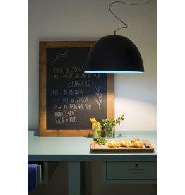 In-es.artdesign H2O lavagna Metal Blackboard Dome Pendant