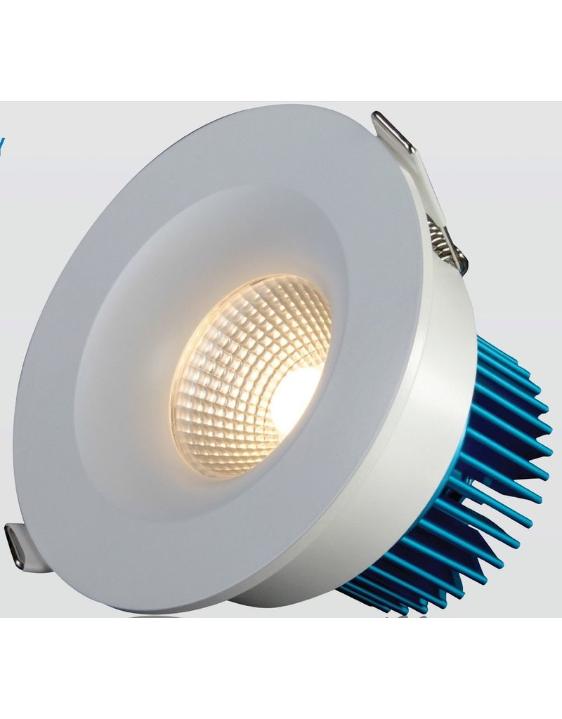 Liteline Luna LED Round Recessed Adjustable Downlight