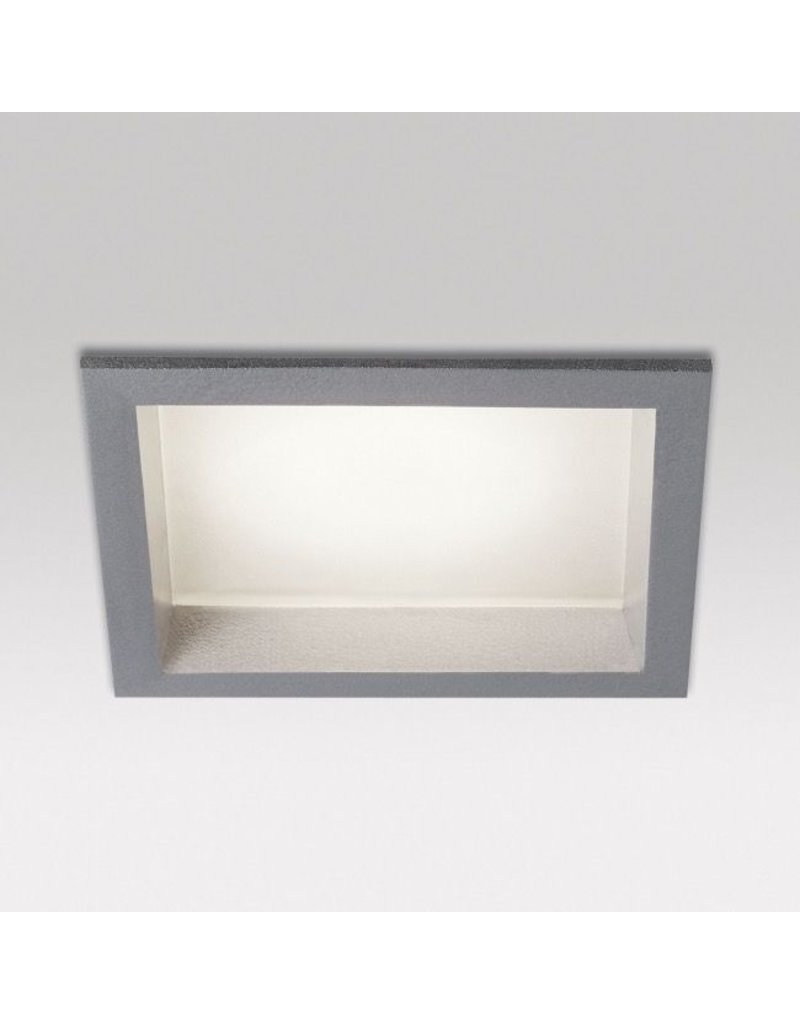 Delta Light Carree GT LED Square Recessed Shower Downlight