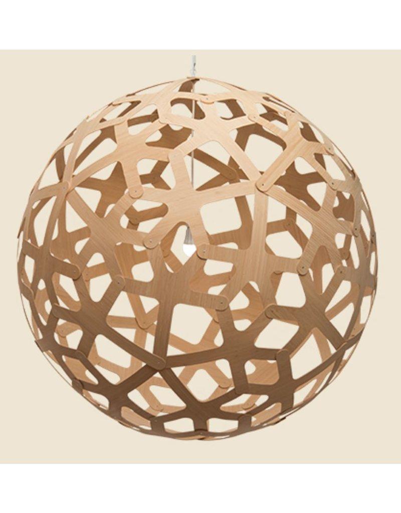 WakaNINE David Trubridge Coral 600 bamboo pendant