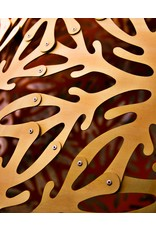 WakaNINE David Trubridge Sola 1000 bamboo pendant