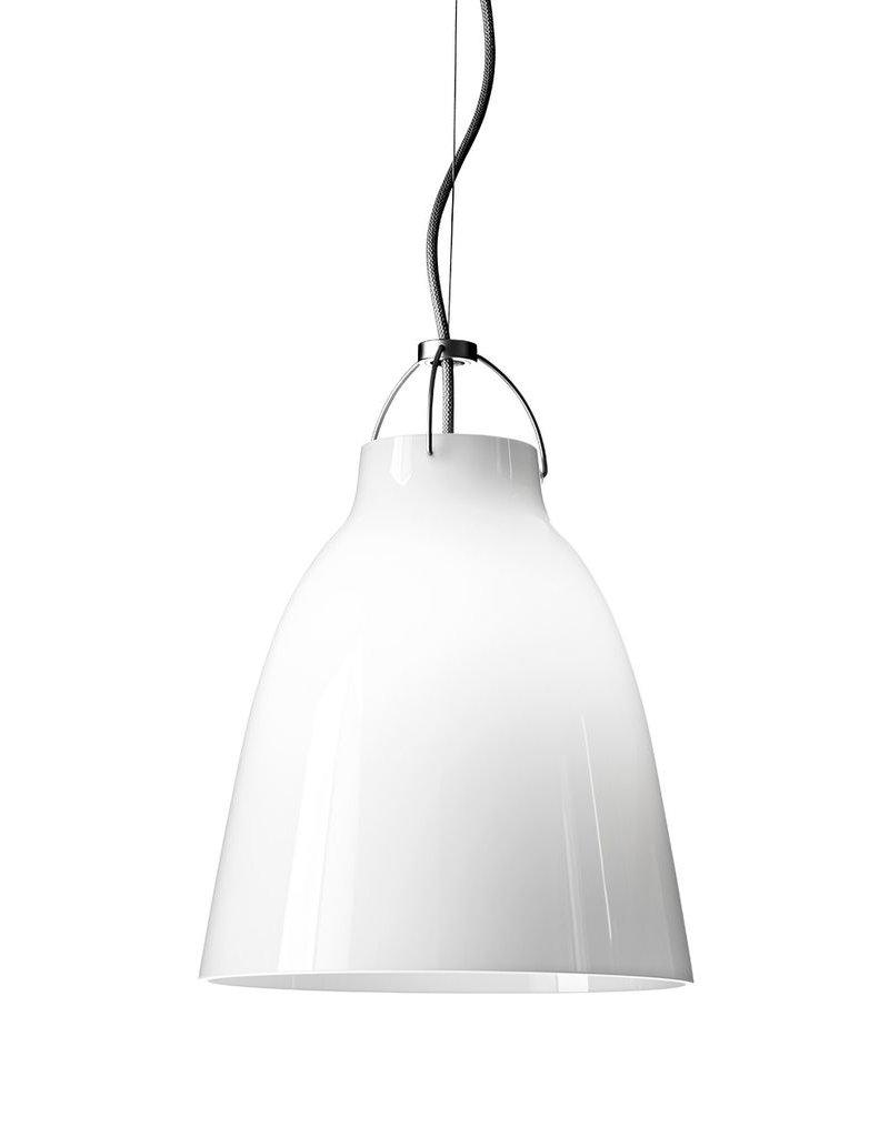 Lightyears Caravaggio P2 Opal Glass Pendant
