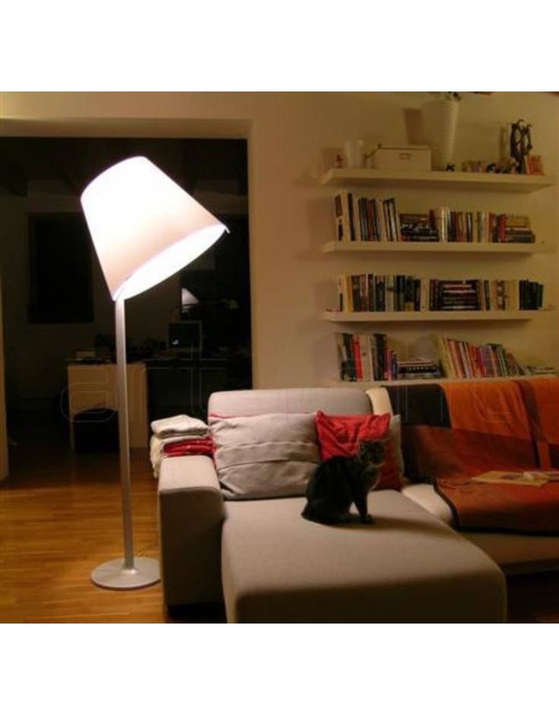 Artemide Melampo Mega Floor light with adjustable shade