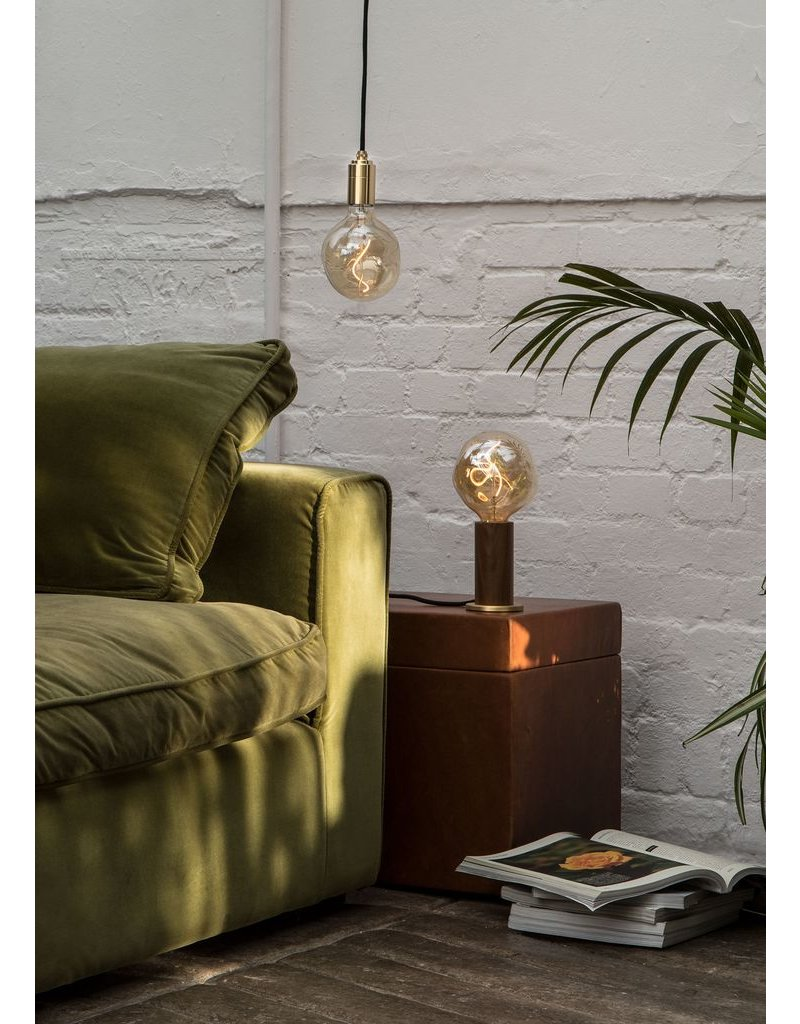 Tala Glass Tinted hand blown LED lamp