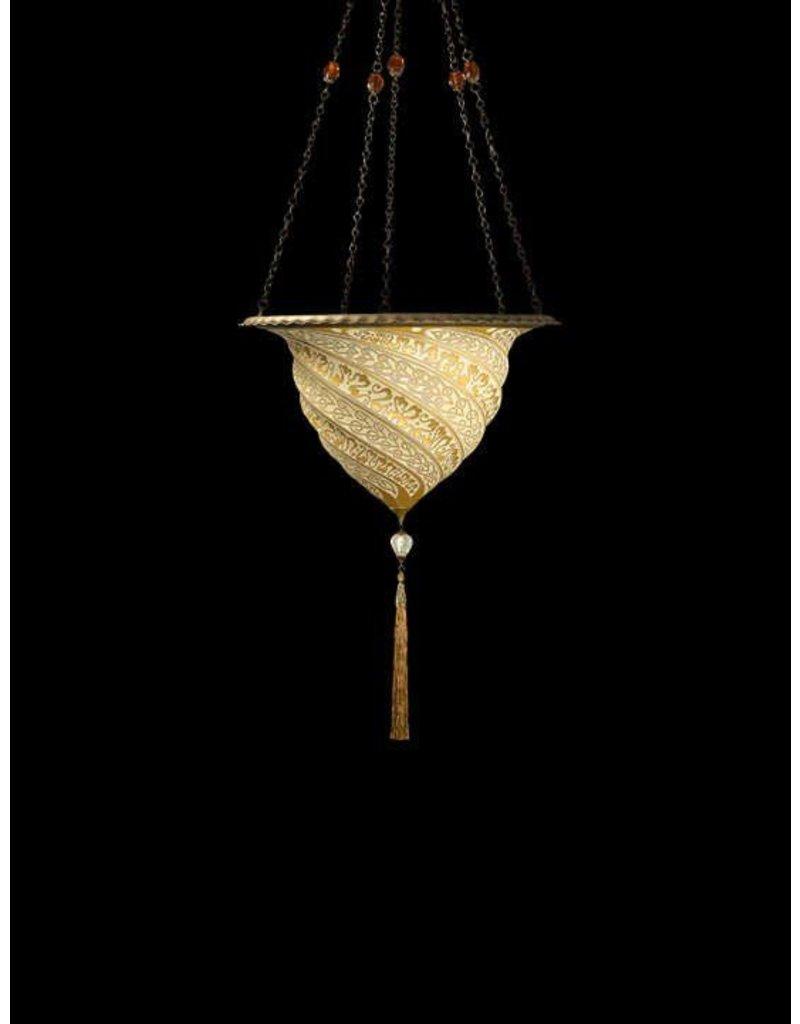 Venetia Studium Fortuny Samarkanda Glass Pendant