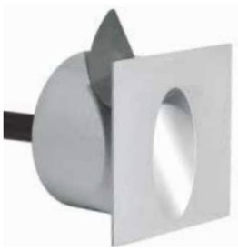 Aldabra Eclips Q Square Asymmetric Step Light