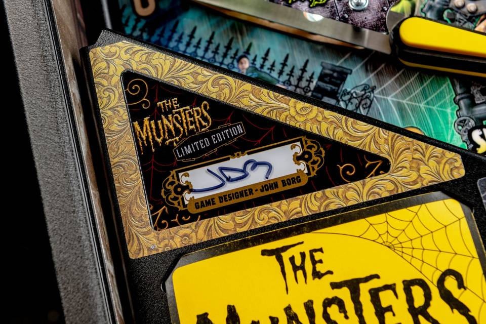 The Munsters: LE