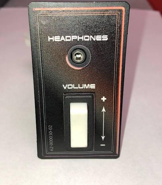 Cabinet Headphone Jack Assy