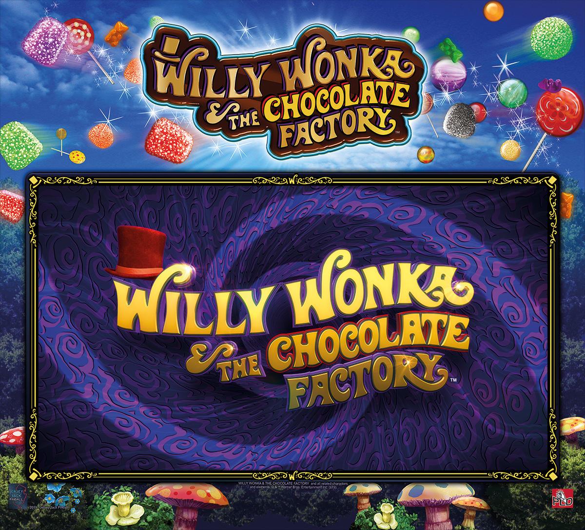 Willy Wonka: Standard Edition