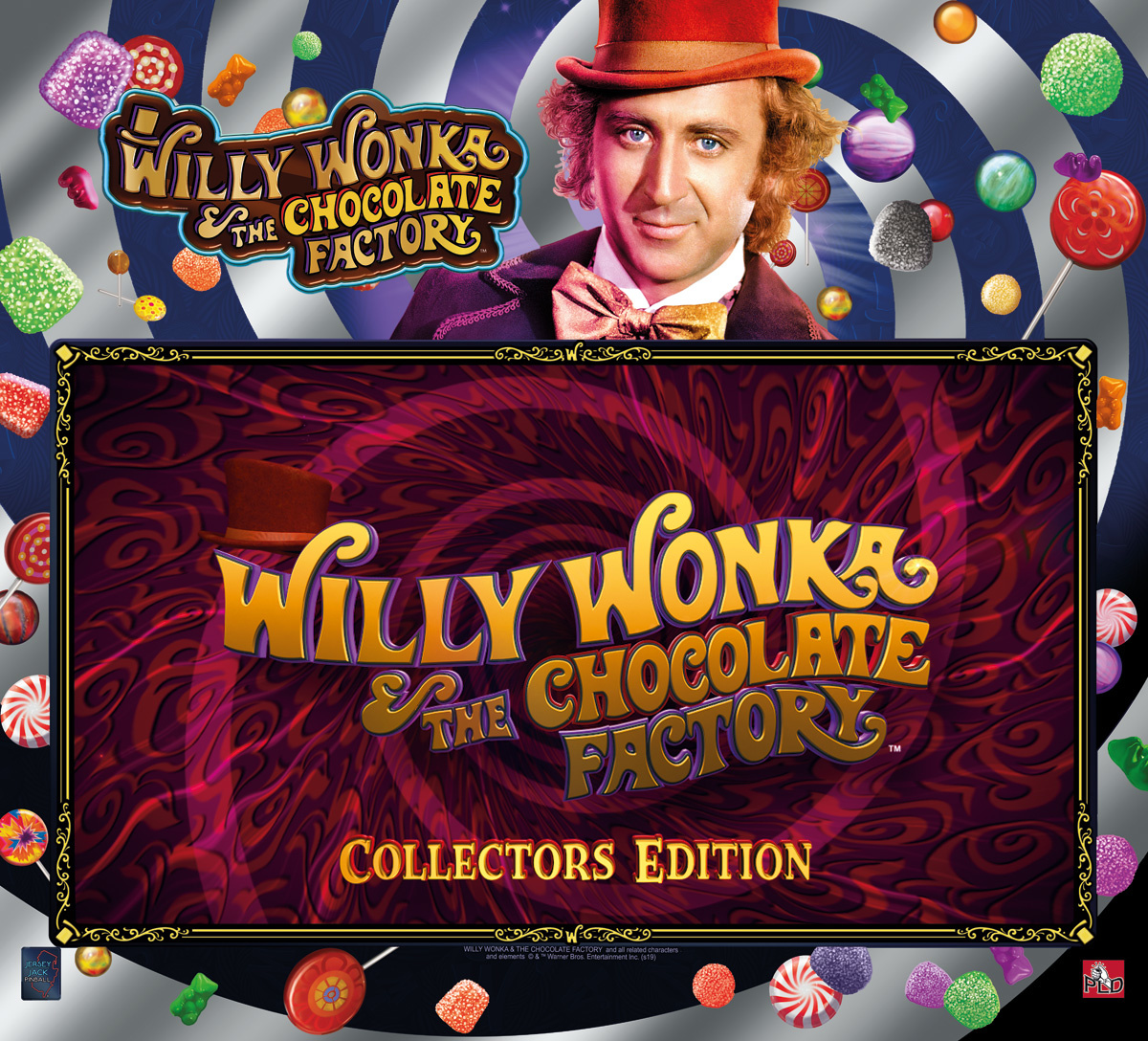 Willy Wonka: Collector's Edition