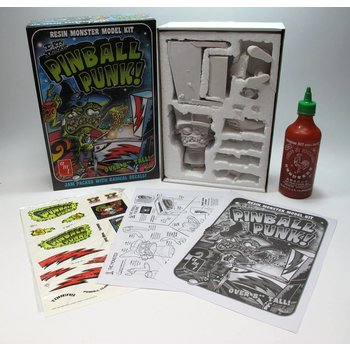 Pinball Punk Resin Model Kit