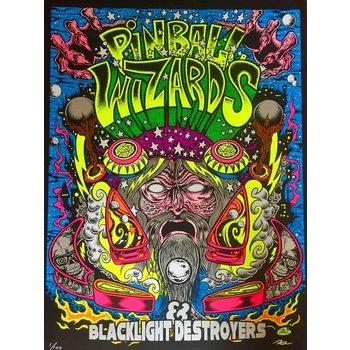 Pinball Wizards Poster