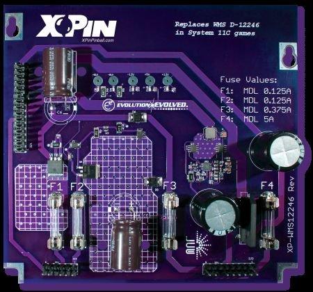 XP-WMS12246 Power Supply