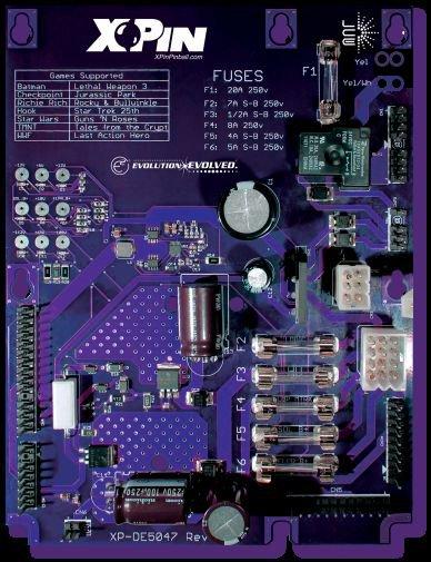 XP-DE5047 Power Supply
