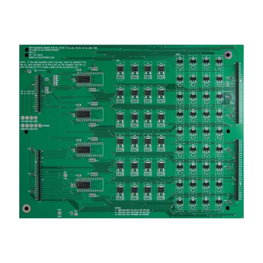 Ultimate LED/Lamp Driver Board