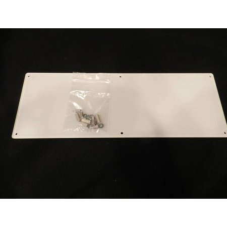 Clear Shield & Mounting Standoffs