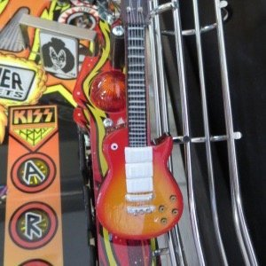 KISS Les Paul Guitar Mod