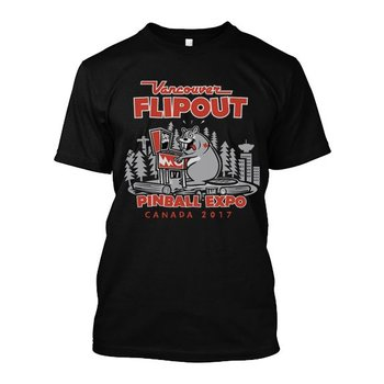 Vancouver Flip Out 2017 T-Shirt