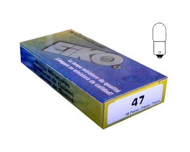 # 47 Bulbs (Box of 10)-Bayonet
