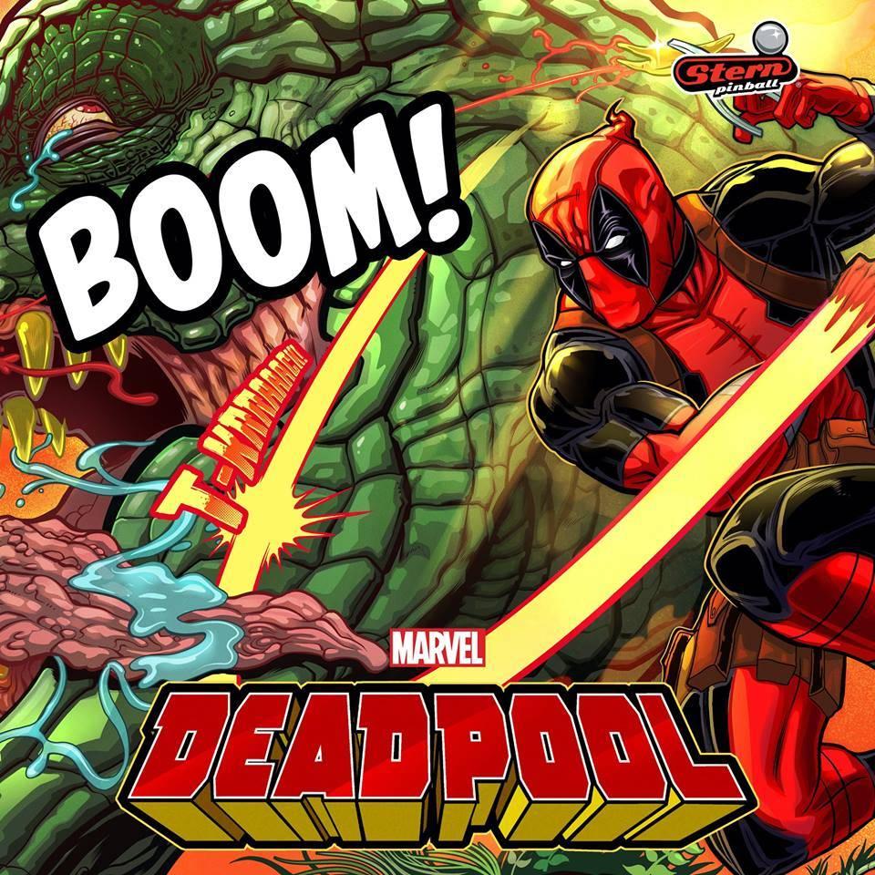 DeadPool: Limited Edition