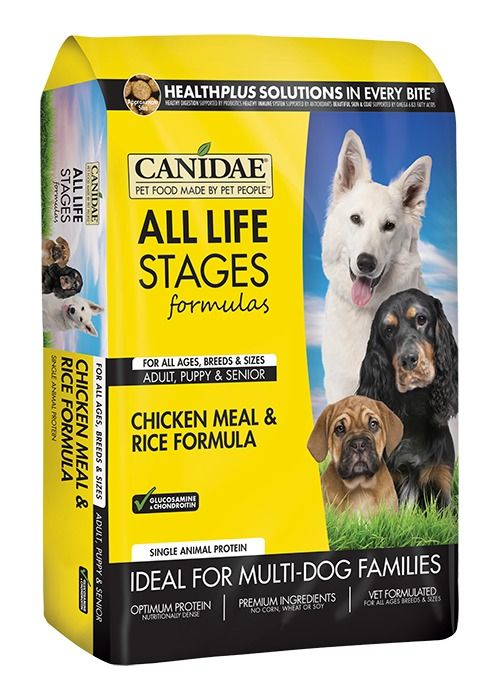 CANIDAE Canidae Chicken/Rice