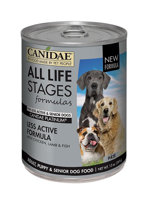 CANIDAE Canidae Platinum Chicken/Lamb/Fish 13oz