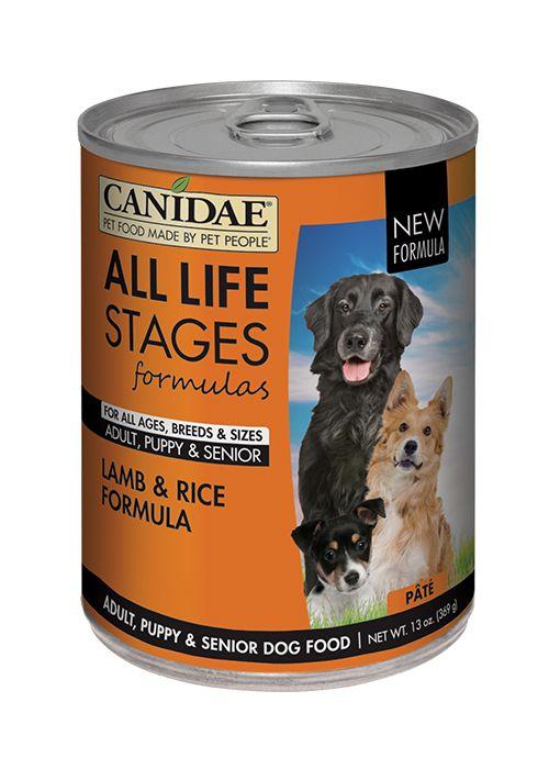 CANIDAE Canidae Lamb/Rice 13oz
