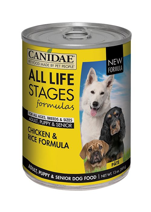 CANIDAE Canidae Chicken/Rice 13oz