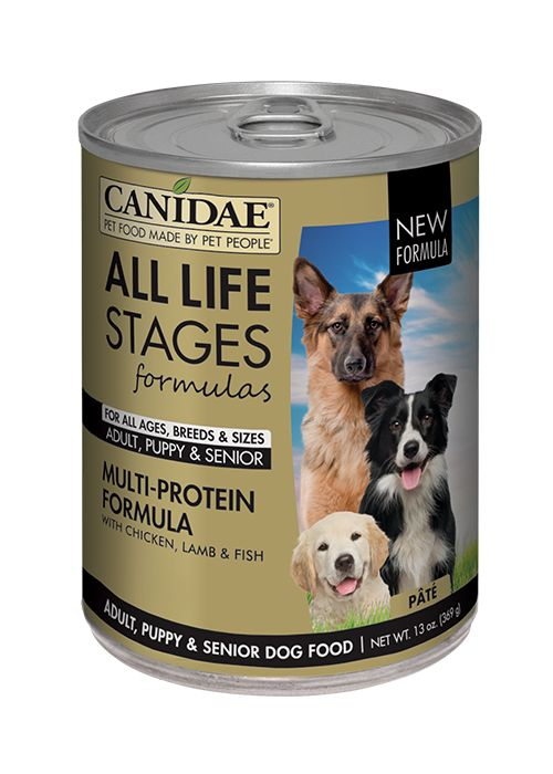 CANIDAE Canidae Chicken/Lamb/Fish 13oz