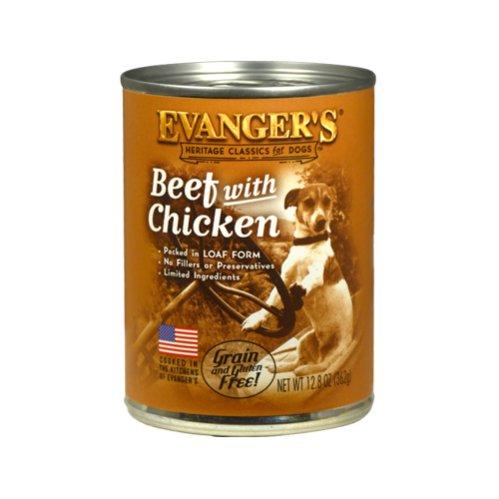 EVANGERS Evangers  Beef/Chicken 13oz
