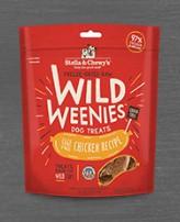 STELLA & CHEWY'S Stella & Chewy's Wild Weenies 3.5oz