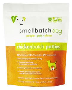 Small Batch Small Batch Frozen Chicken SmallBites 4lb