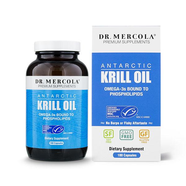 Dr. Mercola Dr. Mercola Krill Oil 2.0 fl oz