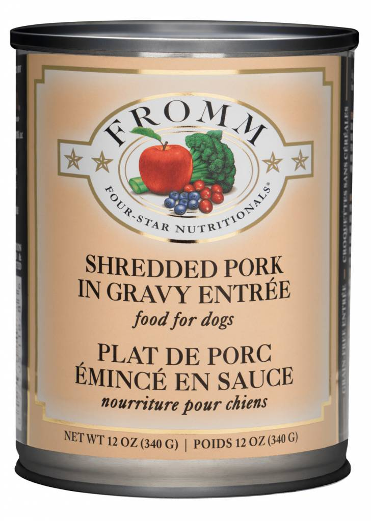 FROMM Fromm Four-Star Shredded Pork 13oz
