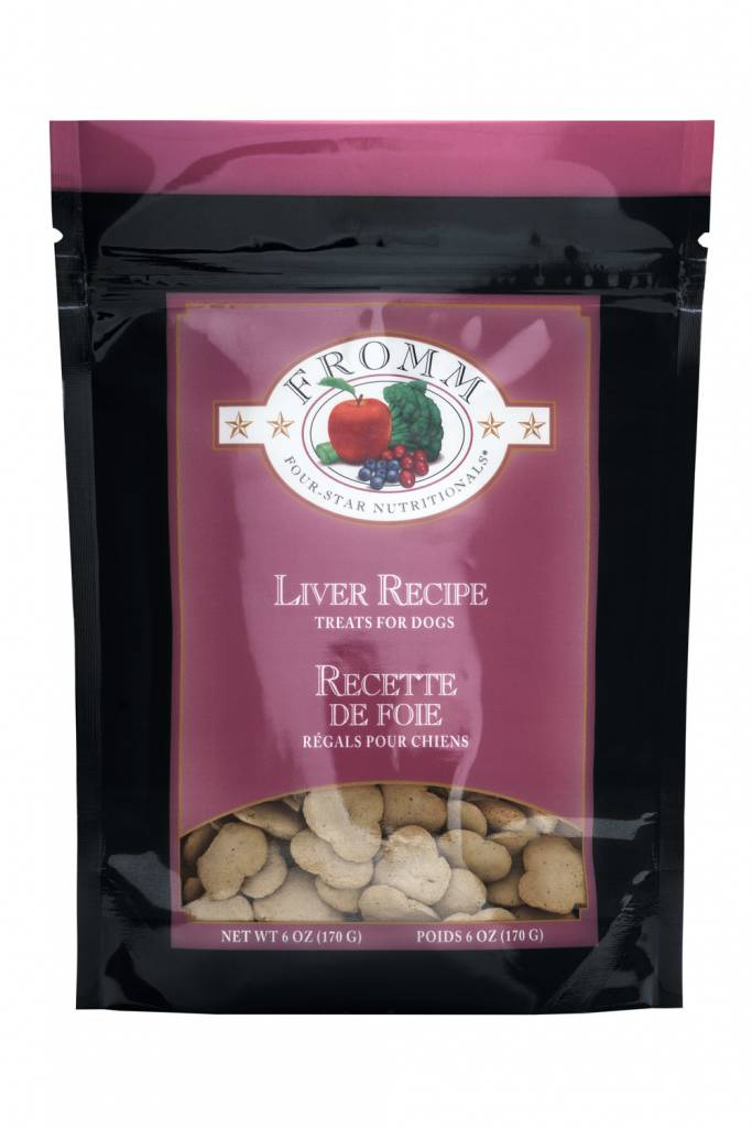 FROMM Fromm Liver Recipe 6oz