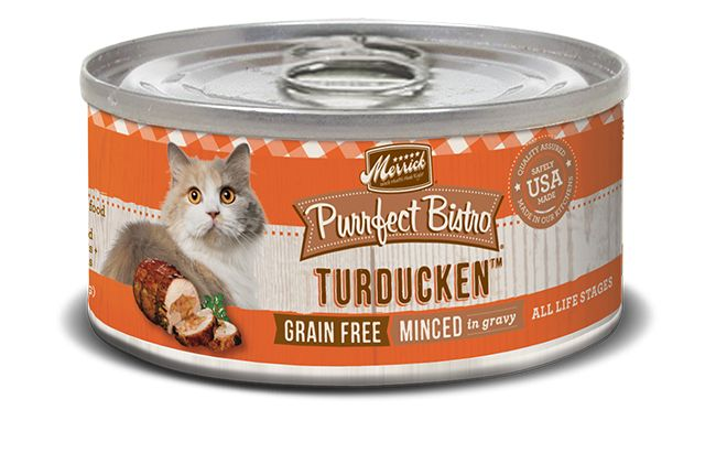 MERRICK Merrick Purrfect Bistro Cat Turducken 3 oz Can