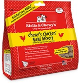 STELLA & CHEWY'S Stella & Chewy's Freeze Dried Meal  Mixers Chicken 9OZ