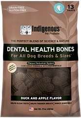 Indigenous Indigenous Dental Chews -