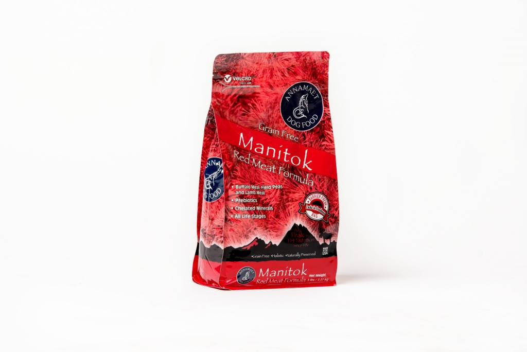 ANNAMAET Annamaet Grain Free Manitok Meat