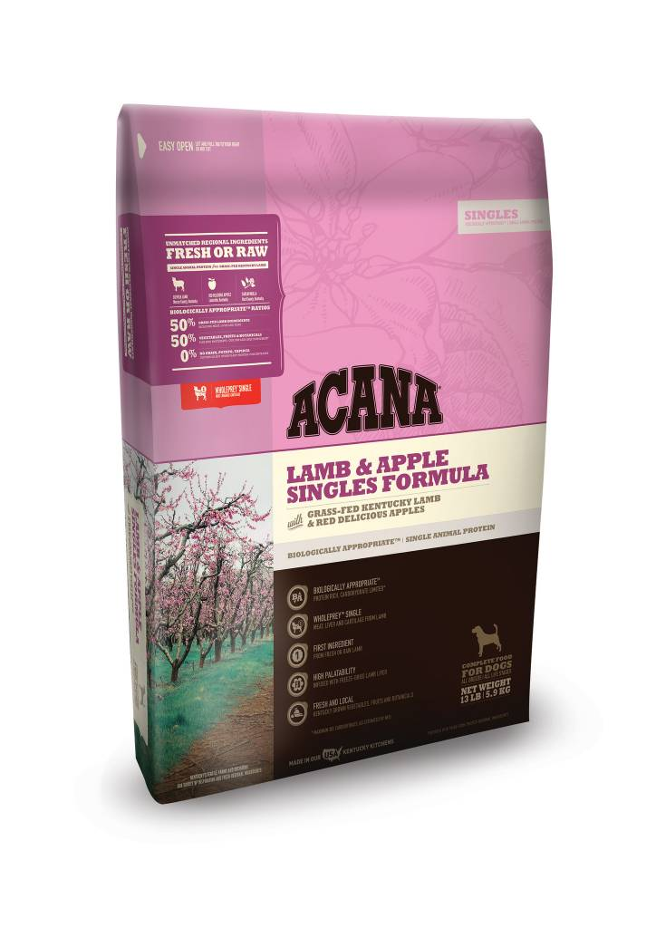 ACANA Acana Singles Lamb and Apples -