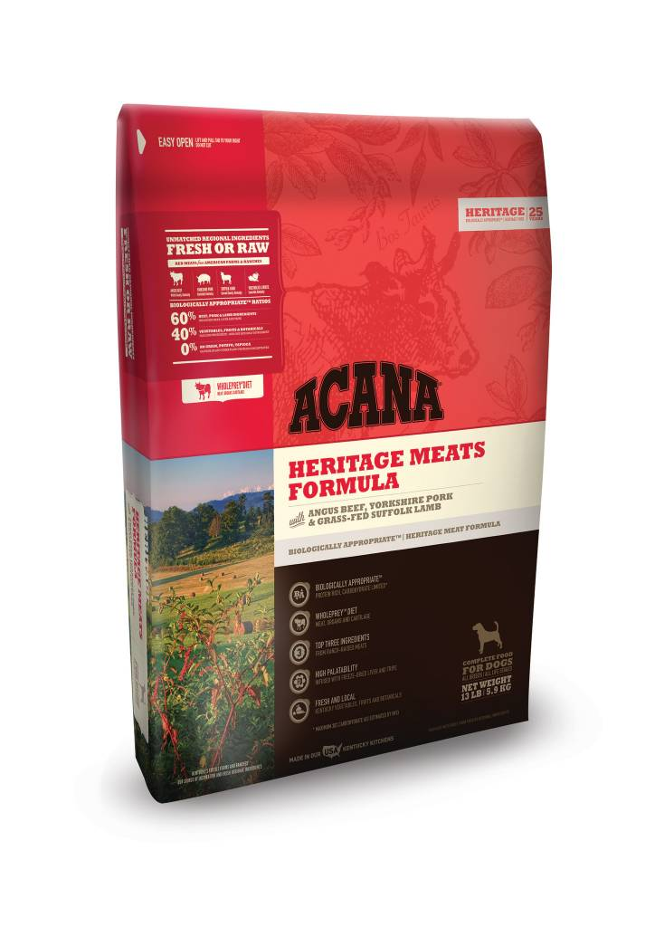 ACANA Acana Heritage Red Meats