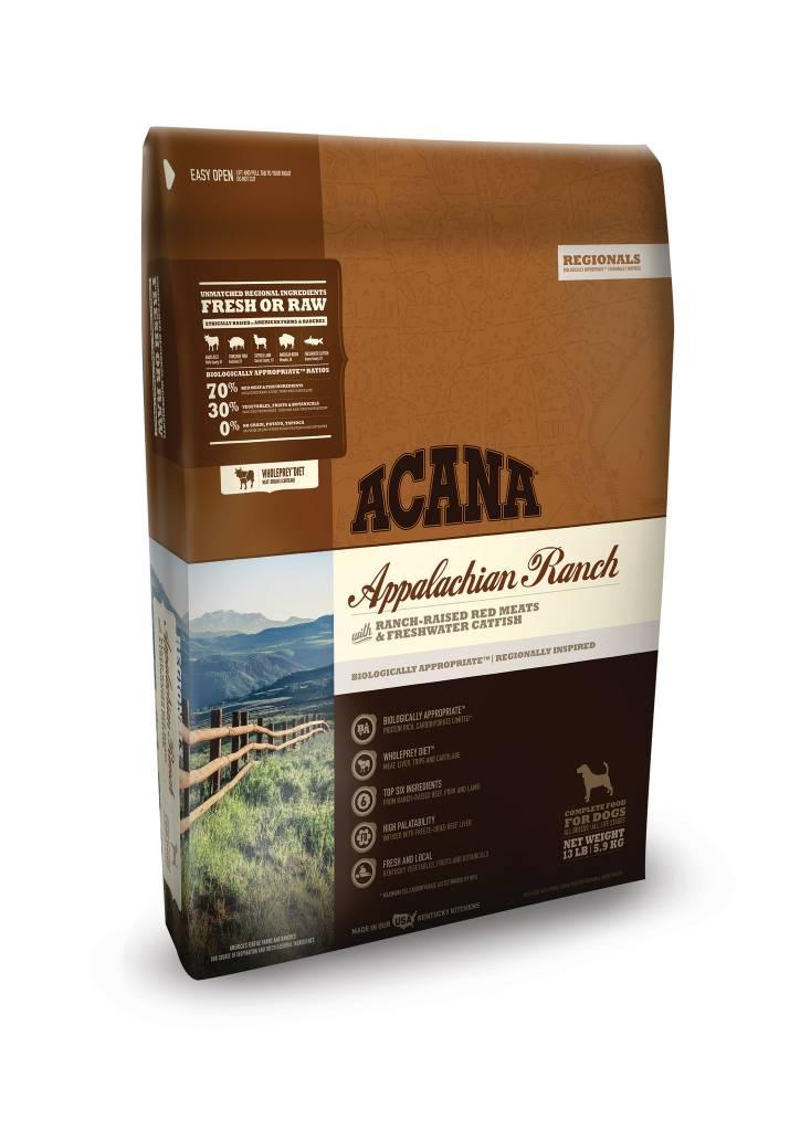 ACANA Acana Appalachian Ranch Red Meats & Catfish